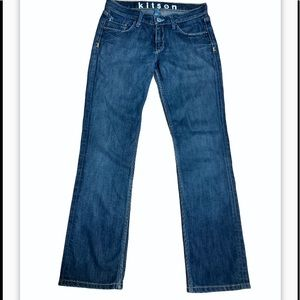 """Kitson """"Free Me"""" Beverly jeans- 27"""